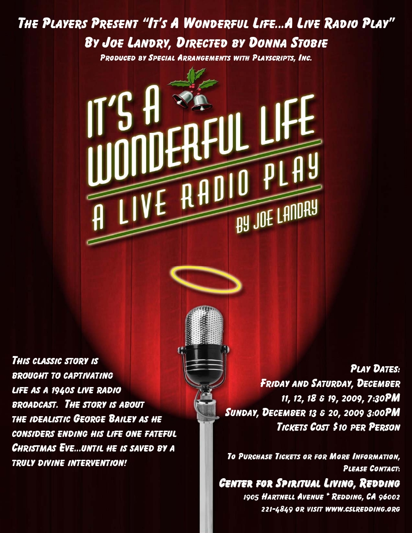 It S A Wonderful Life A Live Radio Play