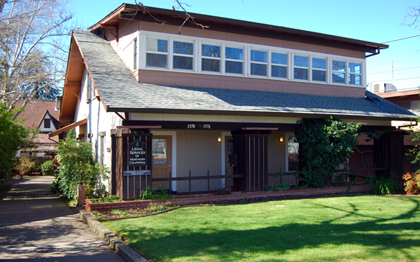 Legal Services office on West Street in Redding