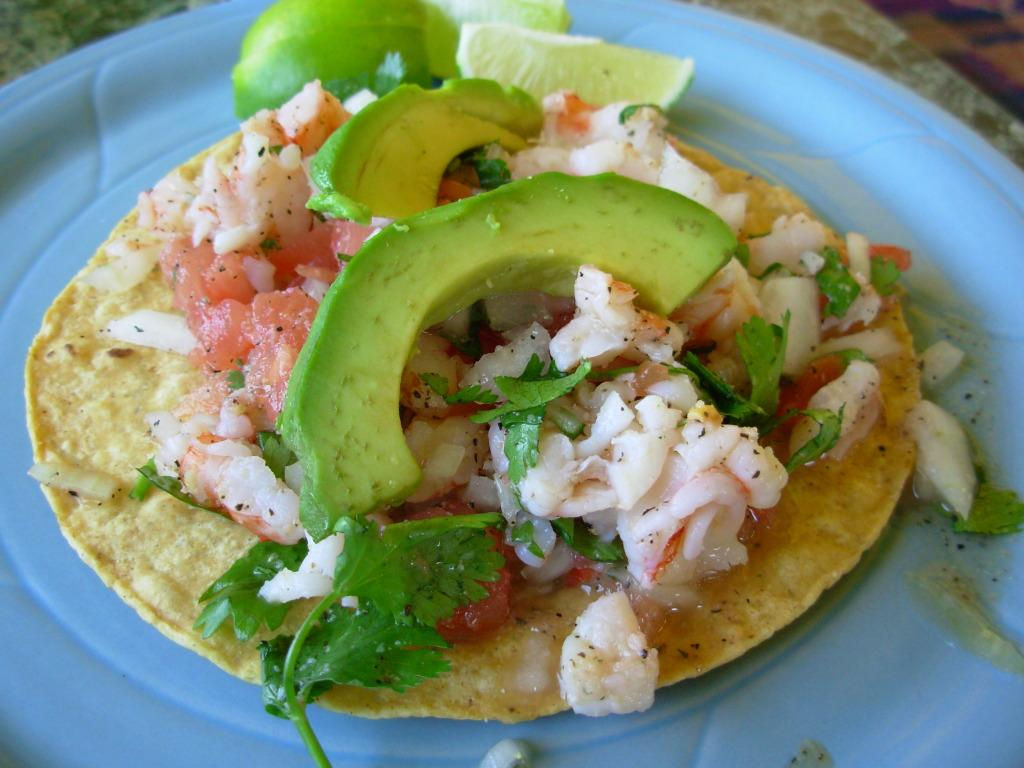 ceviche on mexican ceviche tacos on mexican ceviche tacos caviar tuna ...