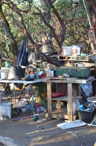 Redding's Homeless Encampments – – Part 1: RPD Deals With Another ...