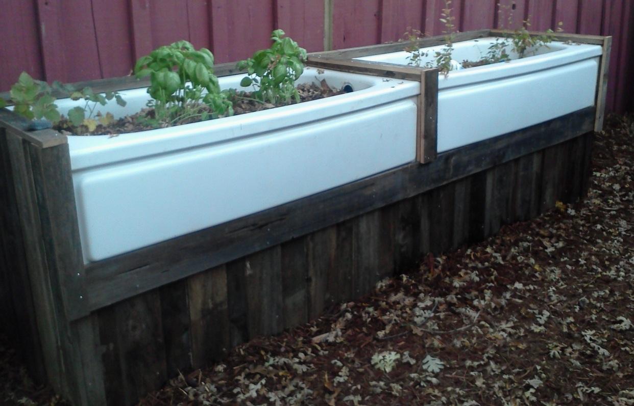 bathtub garden anewscafecom