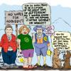 Phil Fountain State of Jefferson cartoon Oct 12 2013