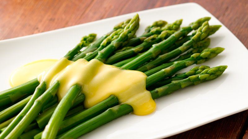 Hollandaise & Asparagus, Together Forever – anewscafe.com