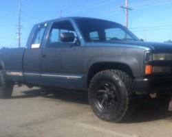 Graham truck
