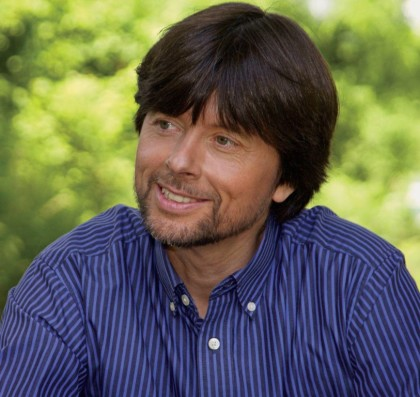 Ken Burns. Credit: Cable Risdon