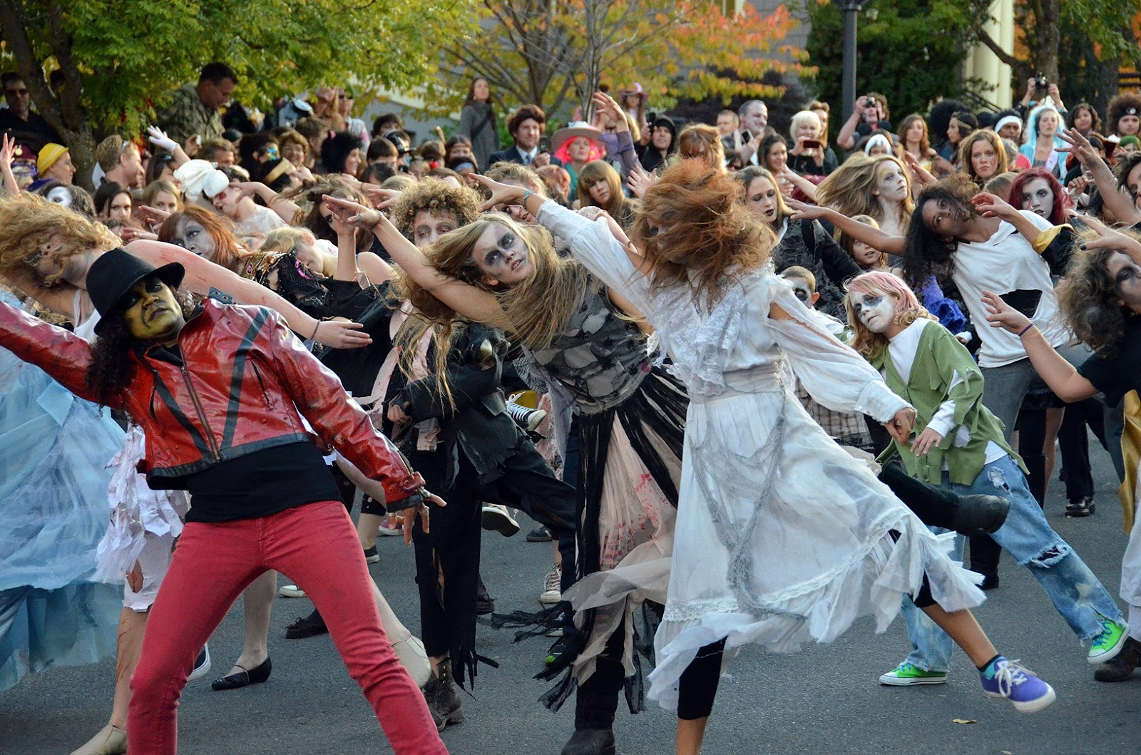 Mistress of the Mix: When Halloween Gets A Little Too Thrilling ...