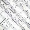 sheet music morguefile