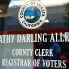 Cathy Darling Allen sign