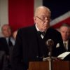 Churchill's Secret Sunday, September 11th on MASTERPIECE on PBS Special Time of 8pm ET  Shown: Michael Gambon as Winston Churchill  (C) Robert Viglasky/Daybreak Pictures and MASTERPIECE