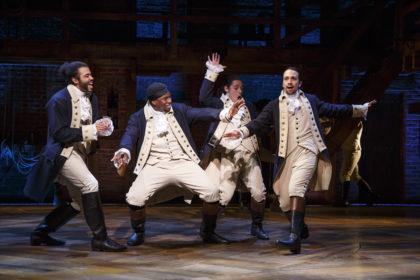 Hamilton's America photo: © Joan Marcus