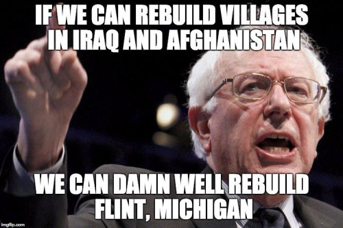 Ah, what could have been. From berniememes.tmblr.com