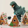 godzilla-attacking-gingerbread-houses