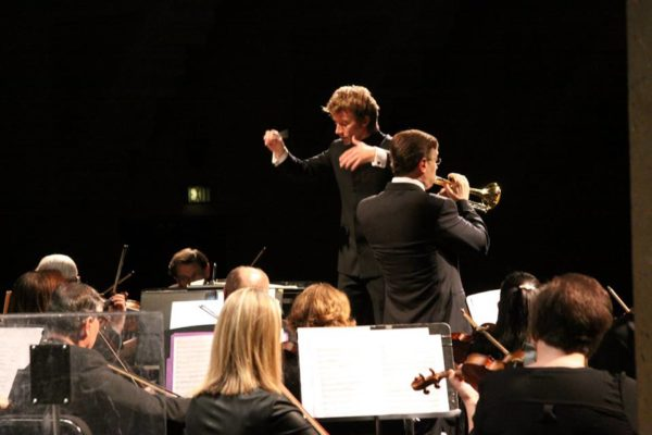 The North State Symphony will perform its Holiday Concert at the State Theatre in Red Bluff on Friday December 16, at St. John's Episcopal Church in Chico Saturday, December 17, and at the All Saints Episcopal Church Sunday, December 18