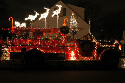 2016 Redding Lighted Christmas Parade Route and Closures ...