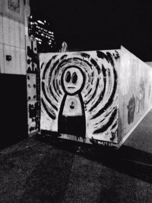 Fear Graffiti