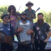 The Buckhorn Mountain Stompers will perform at Tangle Blue Saloon in Weaverville on Wednesday, March 1; and at Maxwell's Eatery in Redding on Saturday, March 4.