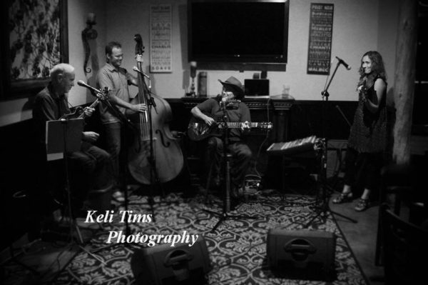 Wild Bill and the Mudwhompers perform at Kelly's Pub and Wine Bar Friday, February 3.