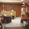 Department 62 of the Lorenzo E. Patino Hall of Justice, photo courtesy Sacramento County Superior Court.