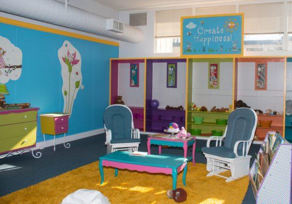 PALZ room interior