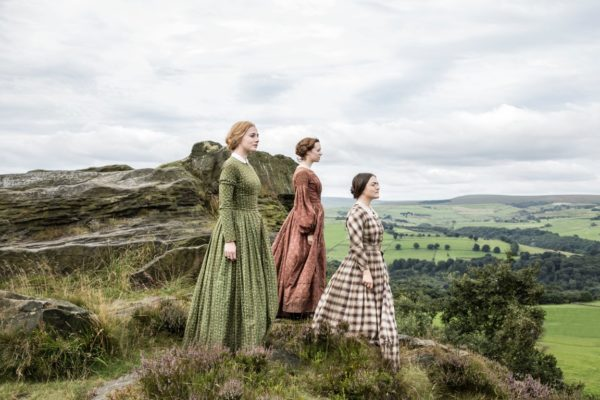 To Walk Invisible: The Bronte Sisters Sunday, March 26, 2017 at 9pm ET MASTERPIECE on PBS Picture Shows (from left to right): Ann Bronte (CHARLIE MURPHY), Emily Bronte (CHLOE PIRRIE), and Charlotte Bronte (FINN ATKINS) Courtesy of Gary Moyes/BBC and MASTERPIECE For editorial use only.