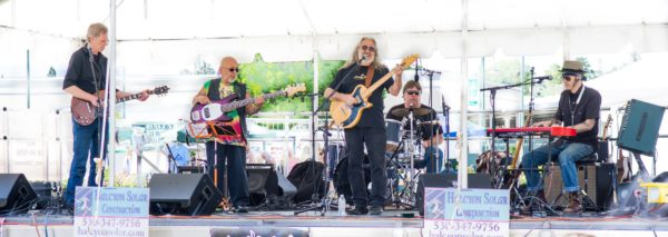 The Nick Ciampi Band will play the Post Office Saloon in Redding on Friday, April 14, and Saturday, April 15.