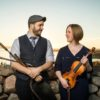 Ben Miller and Anita MacDonald will perform this Sunday, May 7, at the Bohemian Art Loft in Redding.