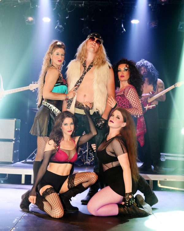 The Rock of Ages show at the Cascade resumes for its remaining three nights on June 22, 23, and 24.