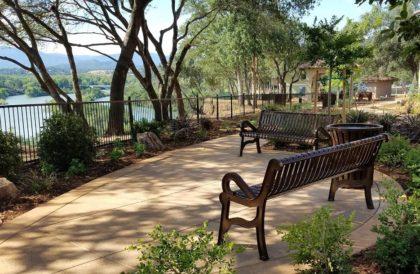 oakmont bench seat