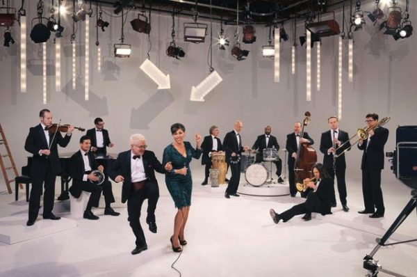Pink Martini featuring Thomas Lauderdale and China Forbes