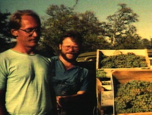 Gary Matson and Winfield Mowder. Photo courtesy of Not In Our Town.
