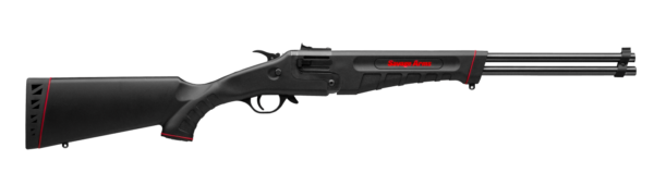 The affordable Savage Model 42 is the most widely available rifle-shotgun combination in the United States. Photo courtesy of Savage.