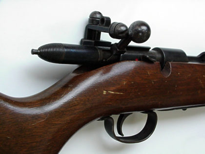 long gun rifle Morguefile
