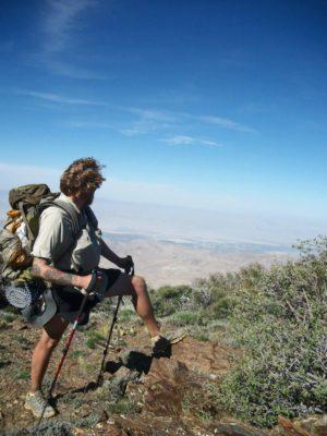 Joey Rice PCT Trail May 2013