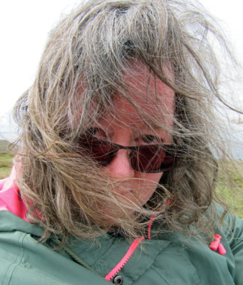 My usual Highland 'look'.