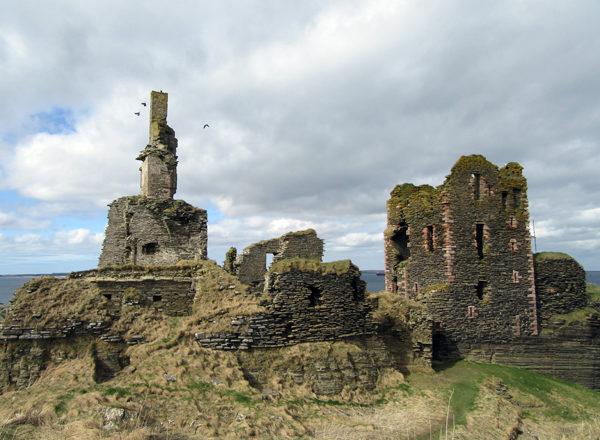 Castle Sinclair & Girnigoe