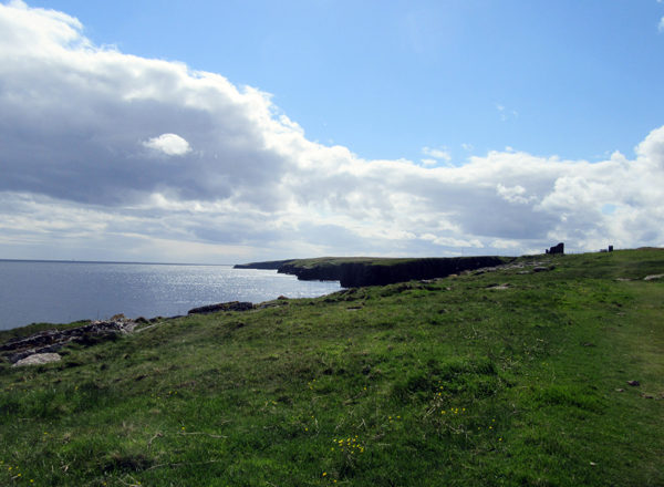 Castle of Old Wick.