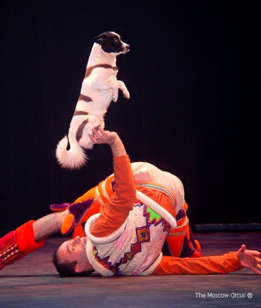 russian-and-dog-act