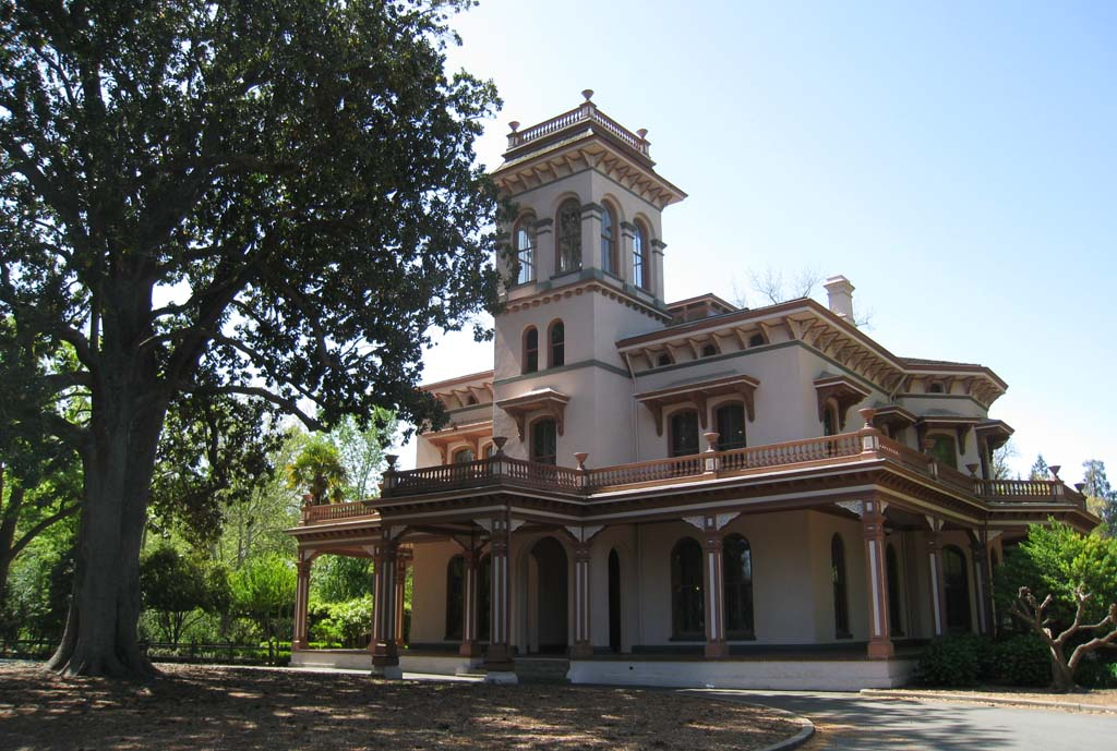 Writings Of A Wanderer Bidwell Mansion Houses Chico History Anewscafe Com