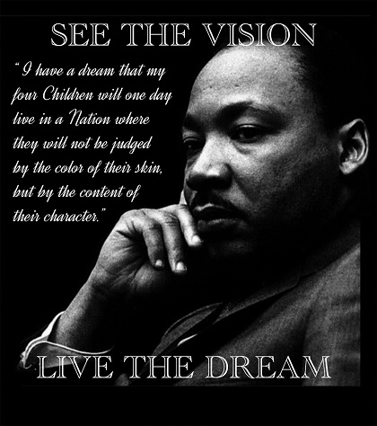antithesis in mlk i have a dream speech Martin luther king jr is celebrated today, jan 17, 2011, just two days after he would have turned 82 years old it's a great day to revisit the i have a dream speech he delivered in 1963 in washington, dc scroll down to read the text in full below want to see mlk jr himself deliver the i.
