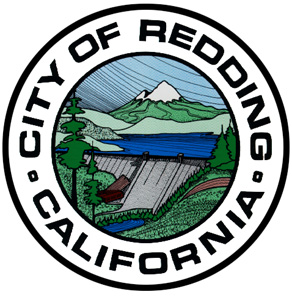 redding city seal