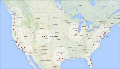 Tesla Expands Its Supercharger EV Highway Through the Northsate ...