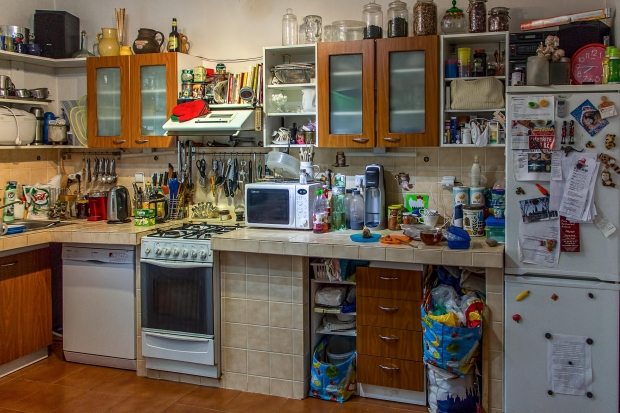 Messy Construction Kitchens : Design yourself a merry little christmas anewscafe