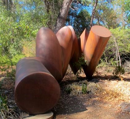 Shasta College Sculpture