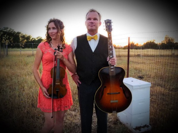 Honeybee plays Kelly's Pub and Wine Bar in Redding on Friday, September 11, then appears at Wine Time in Chico on Saturday, September 12