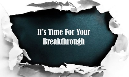 John Kalinowski breakthrough
