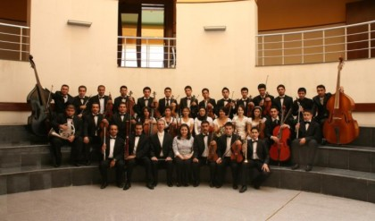 National Youth Orchestra of Iraq, courtesy of Euphrates Institute