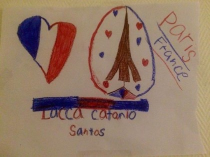 lucca drawing