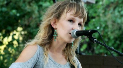 Sami Jo performs at California Brewing Company on December 11, and at the French Gulch Hotel on December 12