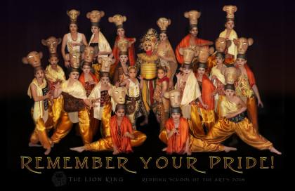 RSA LionKingPride group_poster