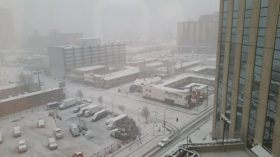 reno in snow